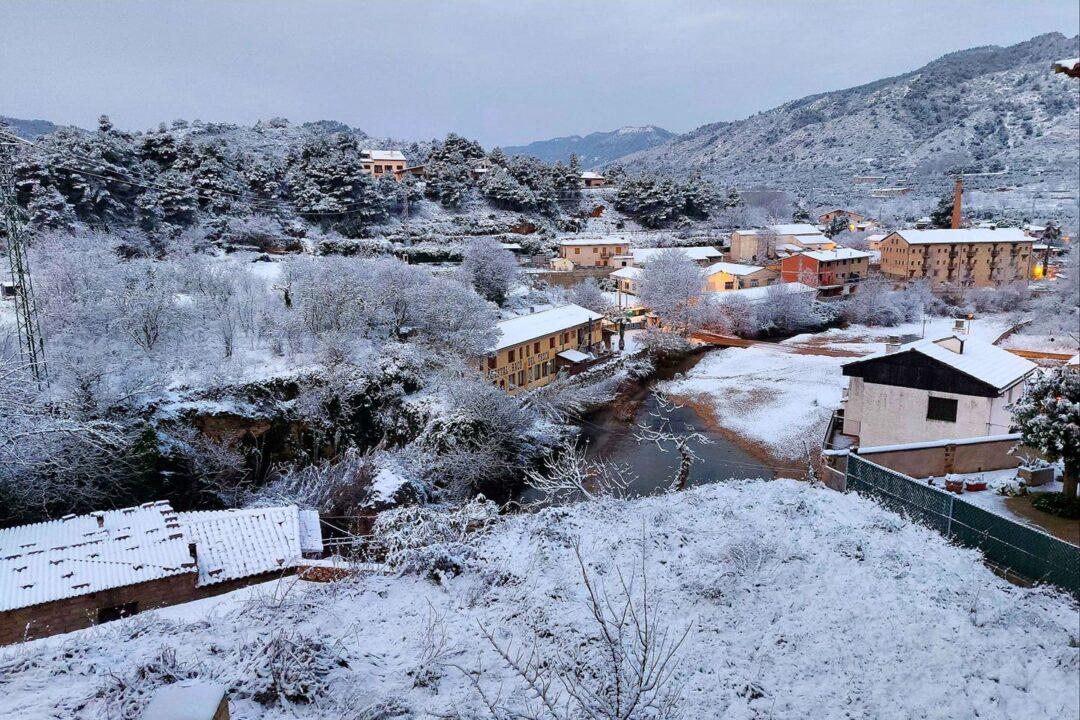 Nevada Beseit - Josep Puche